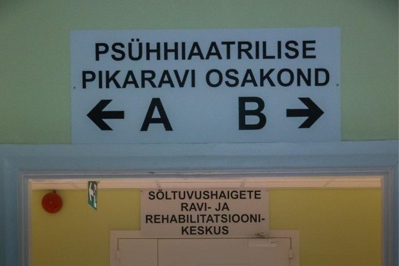 Eesti kohtud saadavad sundravile kolm korda rohkem inimesi kui Soomes