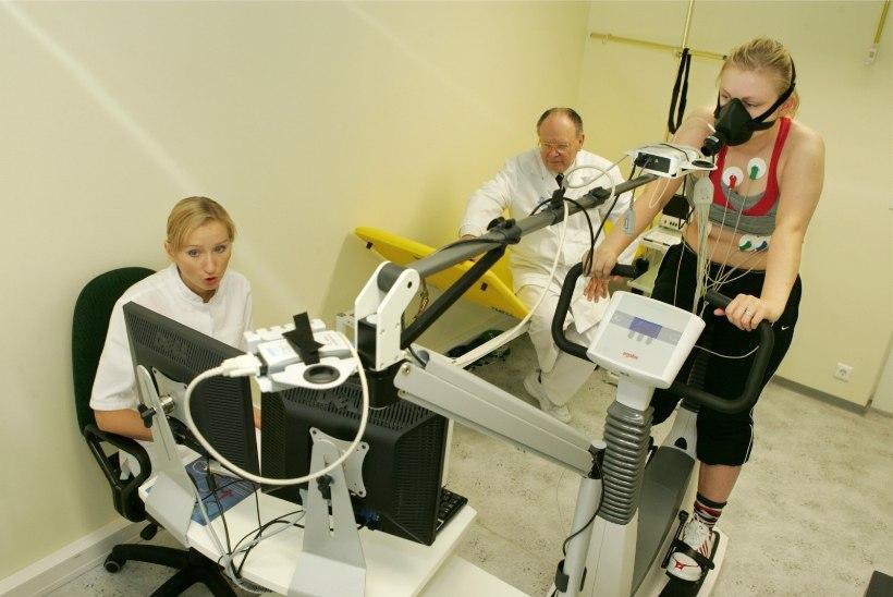 Spordiarsti loeng: milliseid tervisiseuuringuid vajab harrastussportlane?