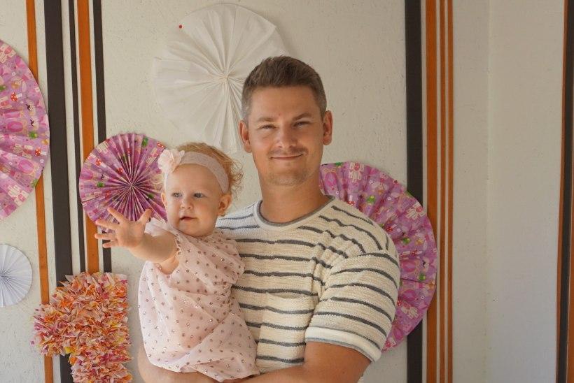 """Jüri Butšakov oma armsast tütrest: """"Ootan huviga, milline naine Lilist ükskord kasvab."""""""
