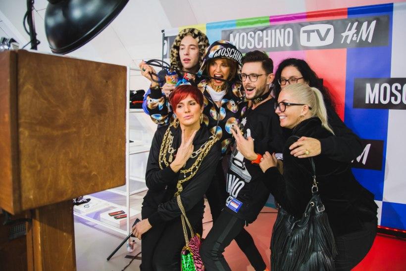 PILDID | Eesti moehoolikud möllasid Moschino pöörase TV H&M kollektsiooniga
