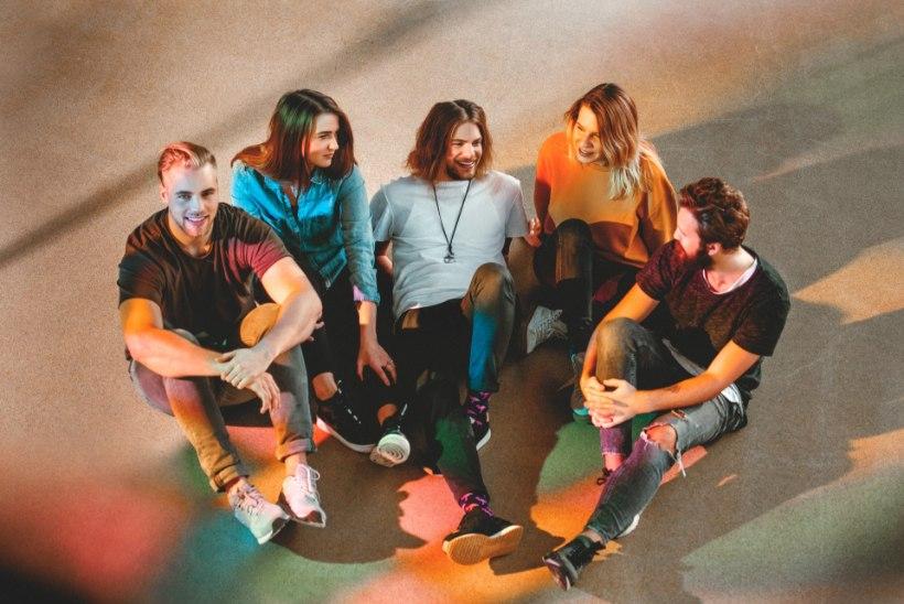 Daniel Levi bänd naaseb loominguliselt pausilt uue palaga