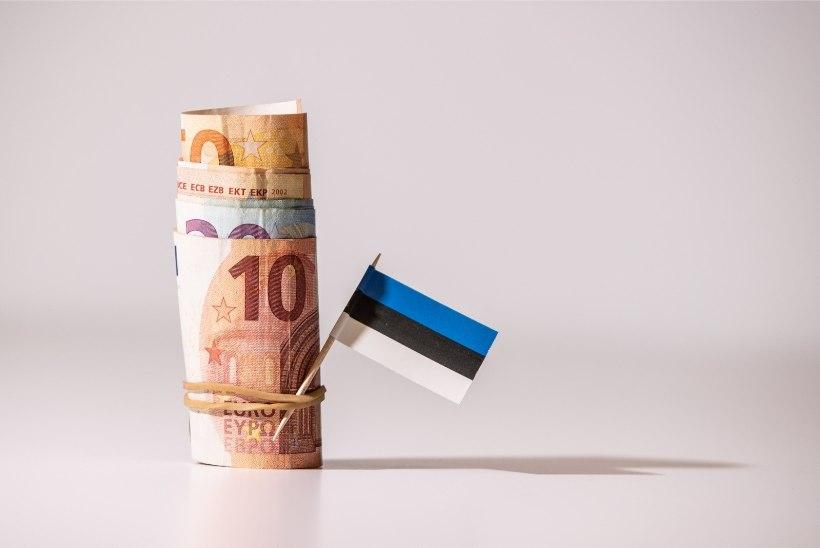 Eestlased Soomes: siin pole roosiline, aga Eestis sellist raha ei teeniks