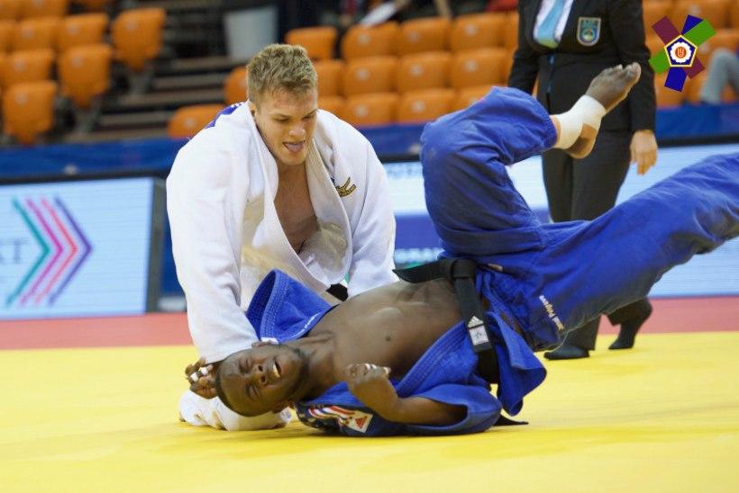 Enesekindel judoka Mattias Kuusik: kui ma ise ei eksi, siis võidan!