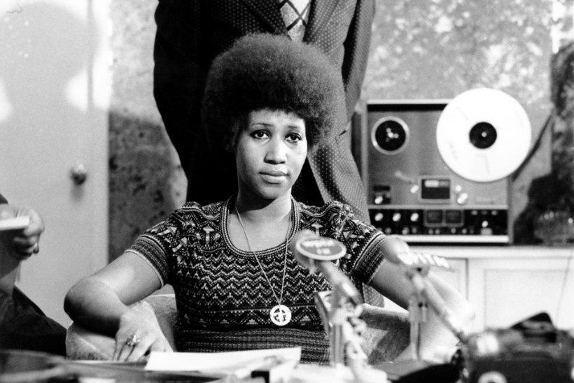 46 aastat tagasi filmitud Aretha Franklini dokk jõuab viimaks publikuni