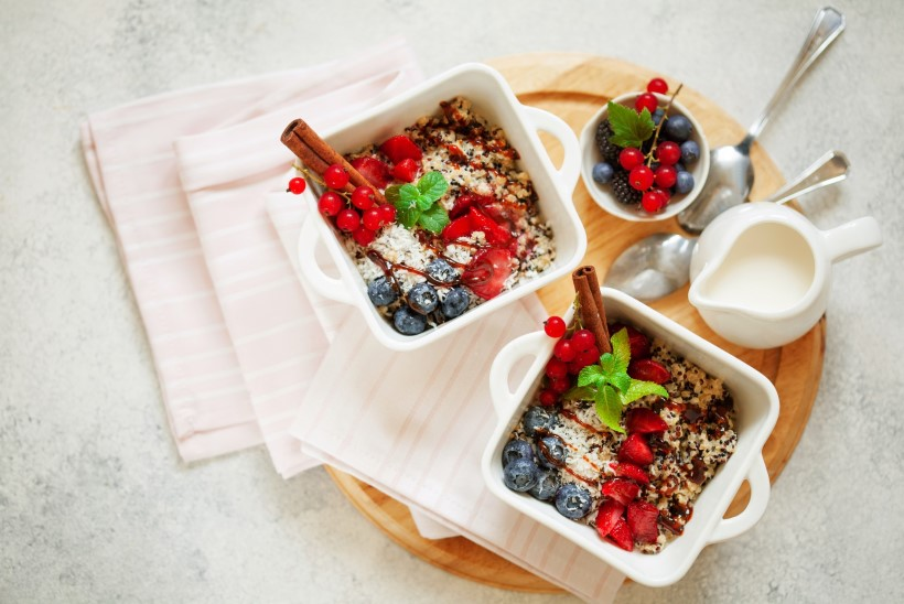 RETSEPTIIDEE PUDRUGURMAANILE: Proteiinirohke hommikueine inkade kullast