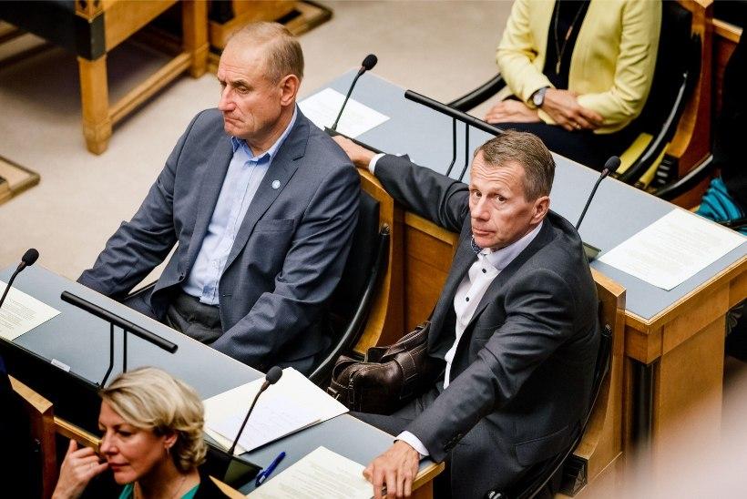 Jürgen Ligi: Pakosta diskrimineerib Laaneotsa sooliselt ja ealiselt