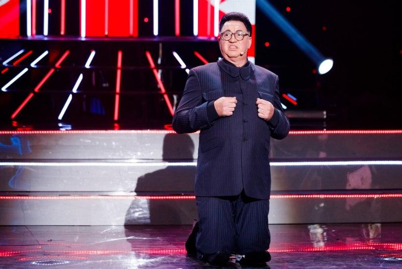 """ÕL VIDEO   Kui tõsiseks suutis Sepo jääda Kim Jong-uni kehastades? Sepo: """"Väga."""""""