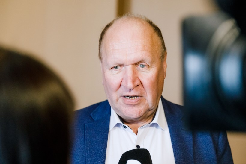 Mart Helme: oleme Gräziniga vanad sõbrad, aga ta pole EKREga liitumas