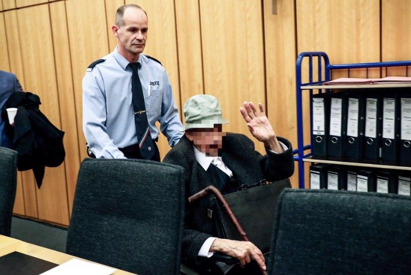 GALERII | Saksamaal algas kohus endise koonduslaagri vangivalvuri üle