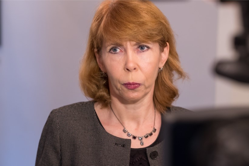 VIDEO | Margit Sutrop kandideerib Reformierakonna nimekirjas riigikogusse