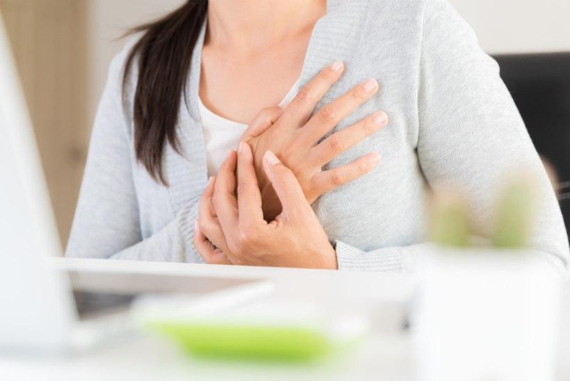 9 märki, mis võivad viidata südamehaigusele
