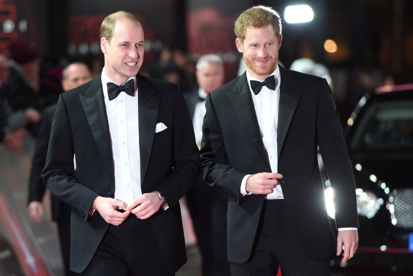 Juuksespets: prints Harry on varsti sama kiilas kui William!