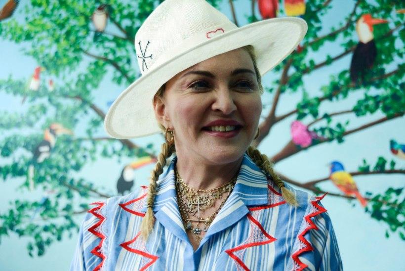 60aastast Madonnat ei tunne enam äragi ...