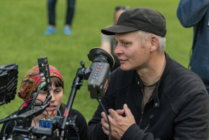 """Mängufilmi """"Seltsimees laps"""" operaator  Rein Kotov pälvis Minski filmifestivali aasta parima operaatori preemia"""