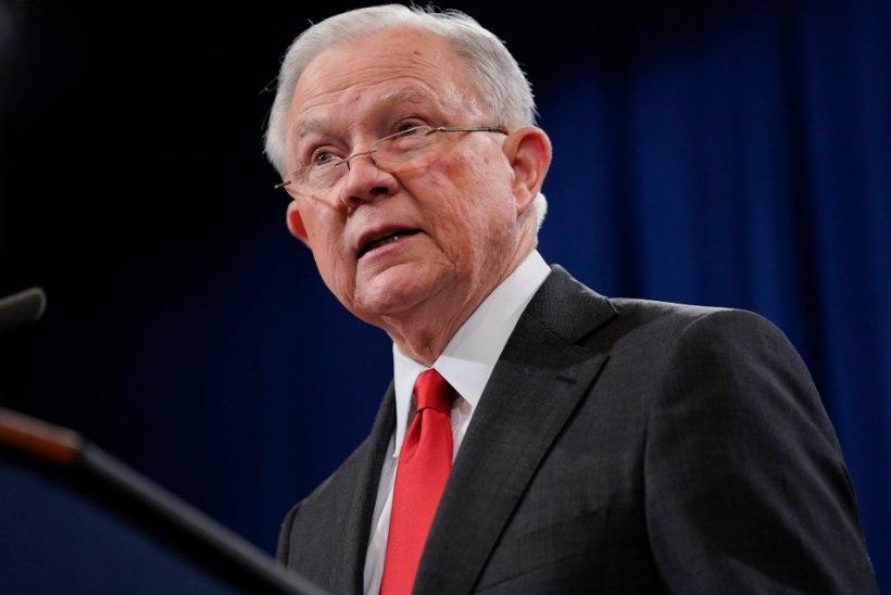 USA justiitsminister astus Trumpi nõudmisel ametist tagasi