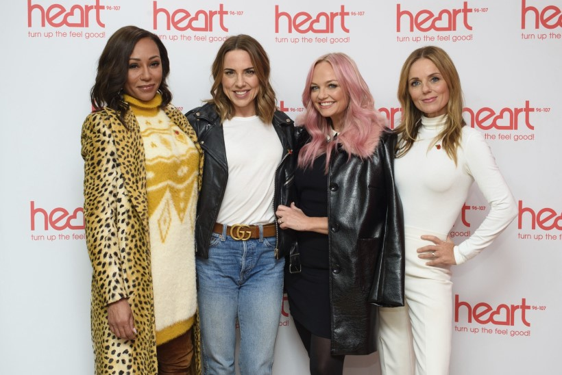 Spice Girlsi väitel ühineb Victoria Beckham siiski bändiga