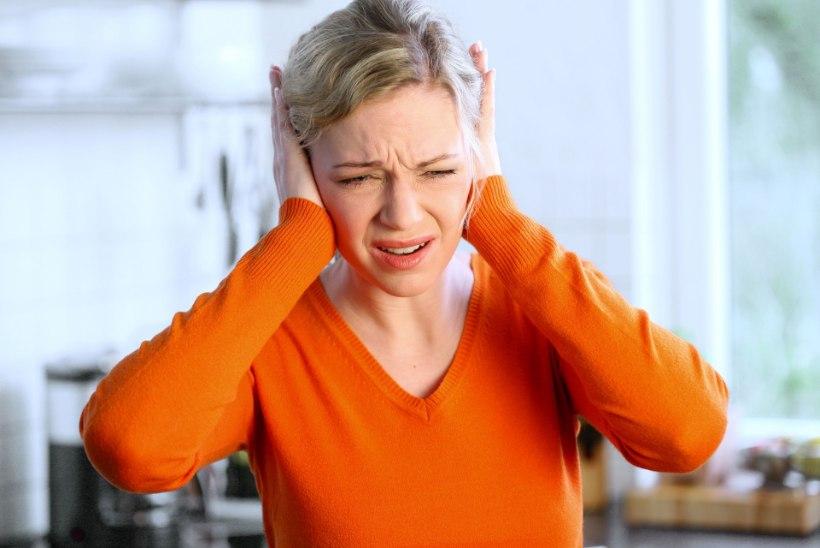 KÕRVAS PISTAB? Valu võib kõrva kiirguda nendest haigustest