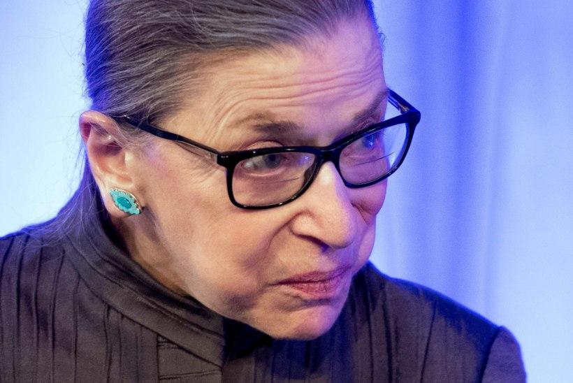 USA 85aastane ülemkohtunik kukkus ja murdis kolm ribiluud