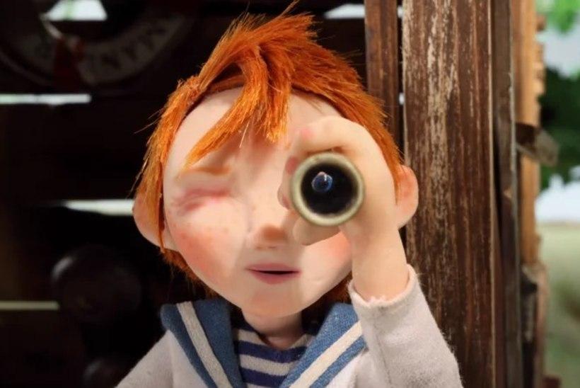 "Eesti animafilm ""Kapten Morten lollide laeval"" pälvis Euroopa animafilmide auhindadel kaks nominatsiooni"