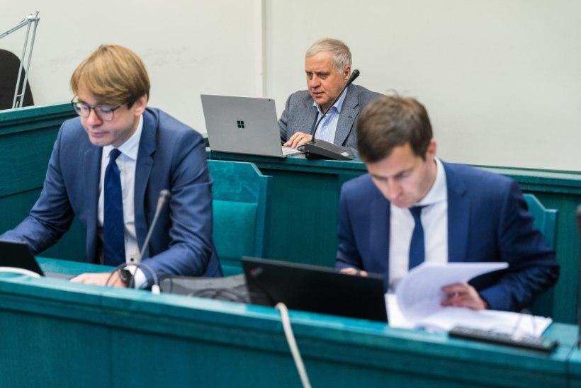 Prokurör näeb ärimees Rein Kilgi õigeks mõistnud kohtuotsuses ohu märke