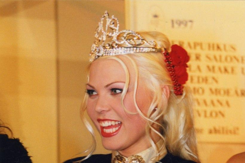 Miss Estonia 1997 Kristiina Heinmets-Aigro: siis oli Miss Estonia vabaduse ja võrdsuse sümbol