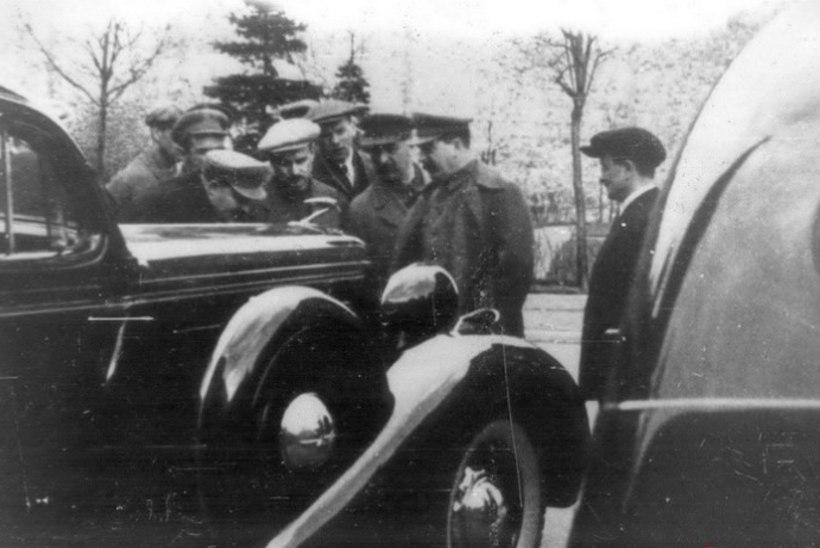 PÕNEV AUTOAJALUGU: Stalini isiklik soomusmasin ZIS-115 ja mis sellest hiljem sai