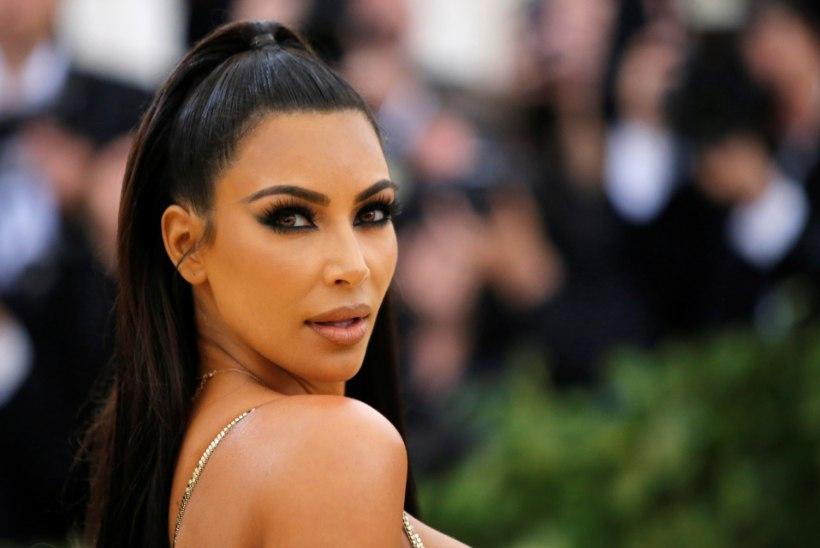 Kim Kardashian-West oli sunnitud oma kodust põgenema