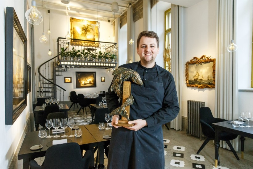 GALERII   Kuhu minna sööma: selgusid Eesti parimad restoranid