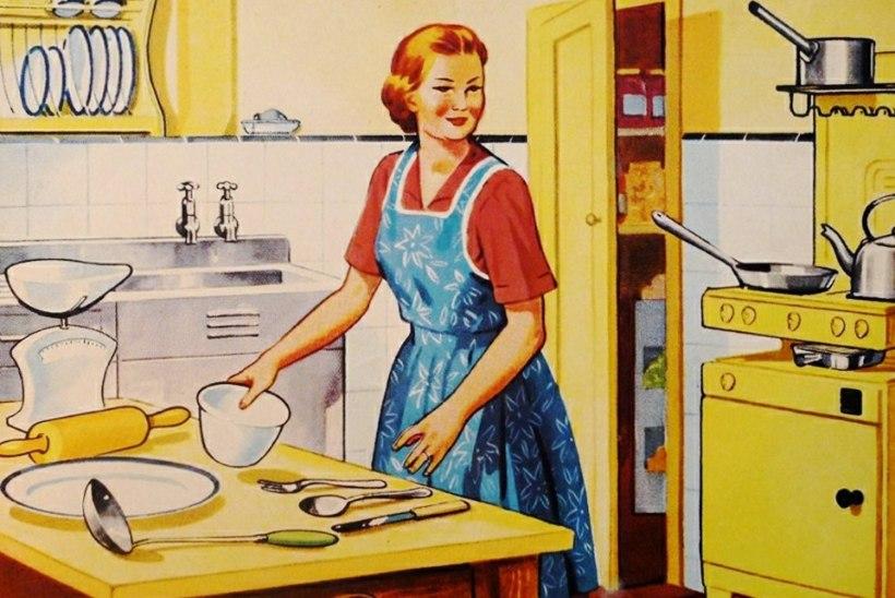 Nädalavahetusel kodu korda: nädala koristusplaan aastast 1982
