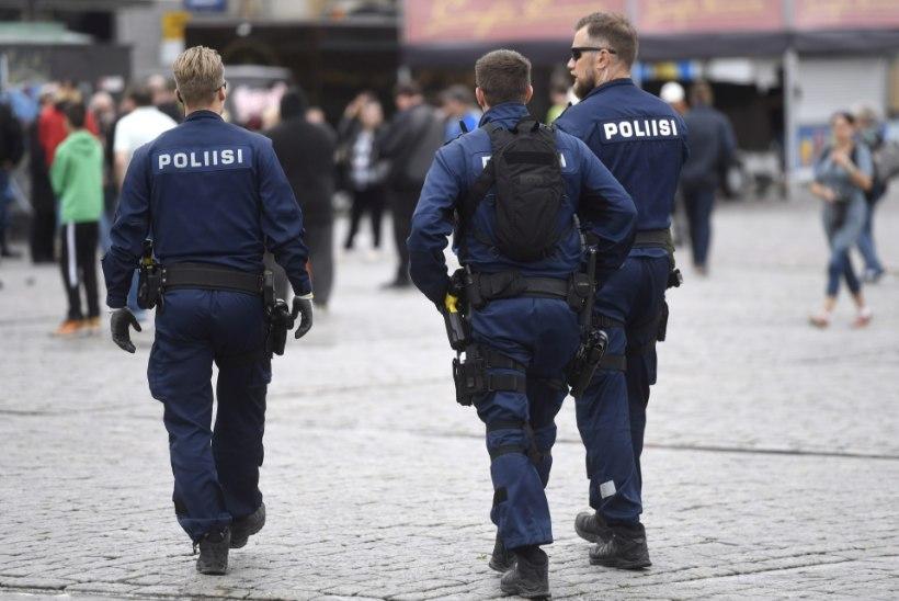 Helsingi kesklinnas evakueeriti keemiaõnnetuse tõttu inimesed