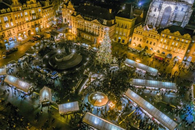 Euroopa võluvatel jõuluturgudel saad hinge soojaks ja kõhu täis