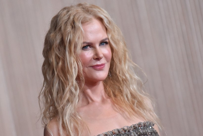 Nicole Kidman ütleb, mida ta oma laste saientoogiausust arvab