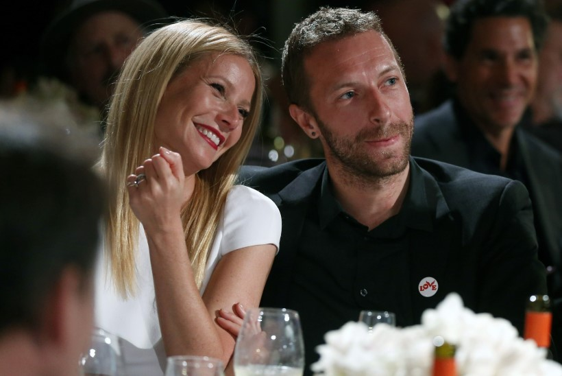 Chris Martin tundis end pärast lahutust ümmarguse nullina