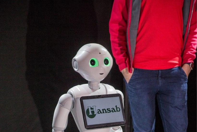 Kas robotiga võib seksida? muretseb president
