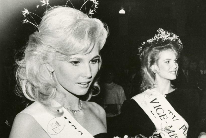Miss Estonia 1990 Liis Tappo-Treial: suletud ühiskonnale olid missivalimised suur asi