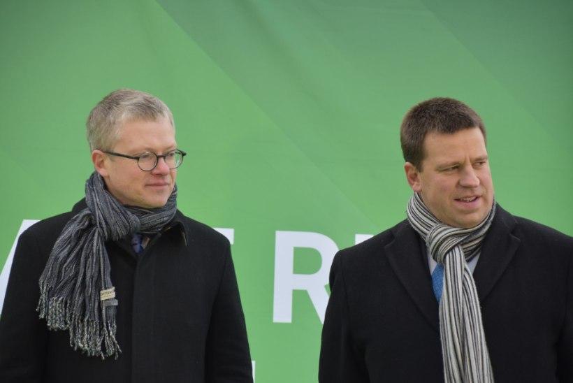 Keskerakonna esinumber Jõgeva- ja Tartumaal on Janek Mäggi