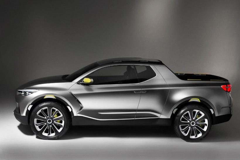 Hyundai ja Kia täiendavad mudelivalikut moodsate pikapitega