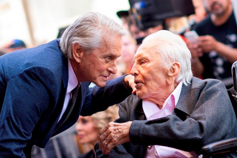 Hollywoodi legend Kirk Douglas sai 102aastaseks!