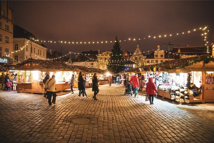 GALERII | Tallinna jõuluturg valiti Euroopa parimaks!