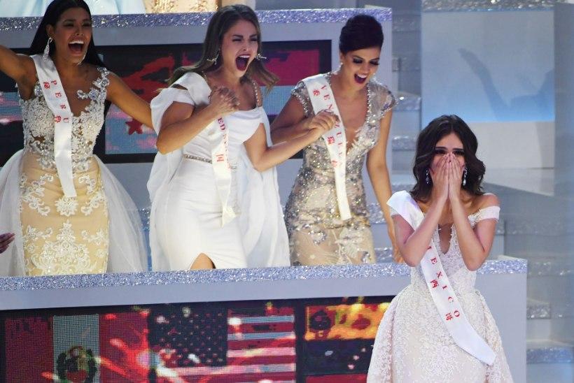 Miss Maailmaks krooniti 26aastane mehhiklanna