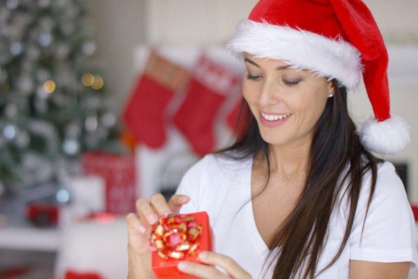 Jõulukingitused naistele – TOP 5 kingiideed, mis toovad rohkelt rõõmu!