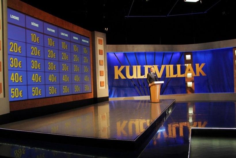 """Mälumängutippe pahandab """"Kuldvillaku"""" kadumine: telekanalid peaks peale meelelahutuse ka teadmistepõhist programmi näitama!"""