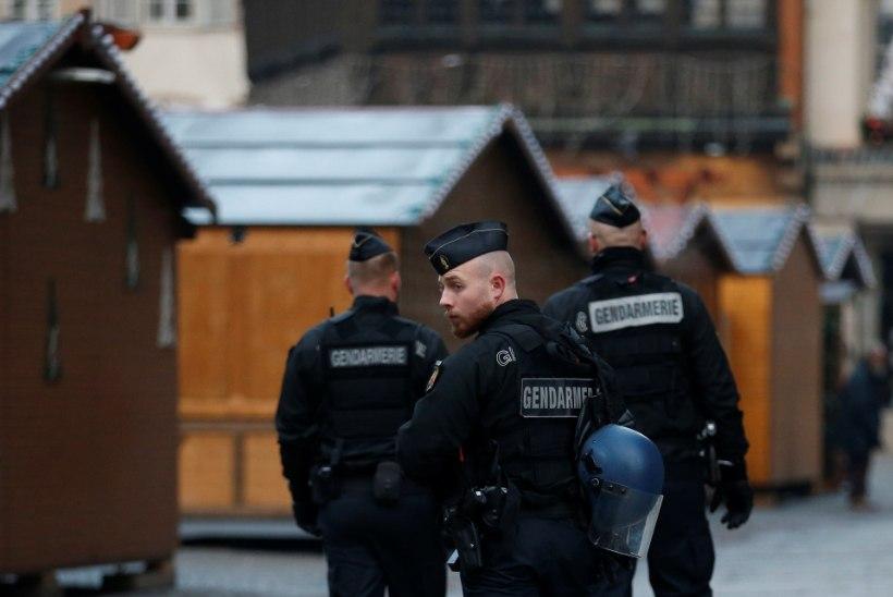 """Tulistamist pealt näinud eestlane: """"Karjuti """"Allahu akbar!"""" ja inimesed hakkasid eemalduma."""""""