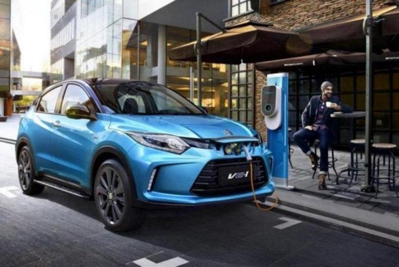 Honda toob koos hiinlastega turule Everus VE-1 elektrimaasturi