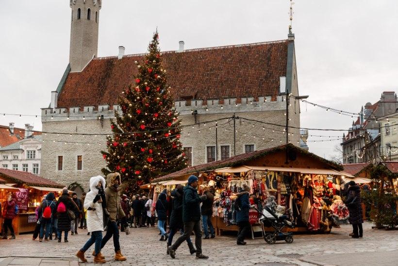 ÕL VIDEO | Jõuluturu müüja: Strasbourgi sündmused ei heiduta. Ei saa midagi teha, kui sellised asjad juhtuvad