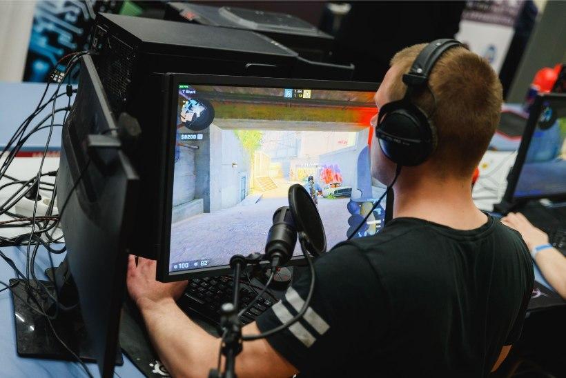 "VIDEO   LAN Ruudus ""Counter-Strike"" finaal oli palavalt puändirohke"