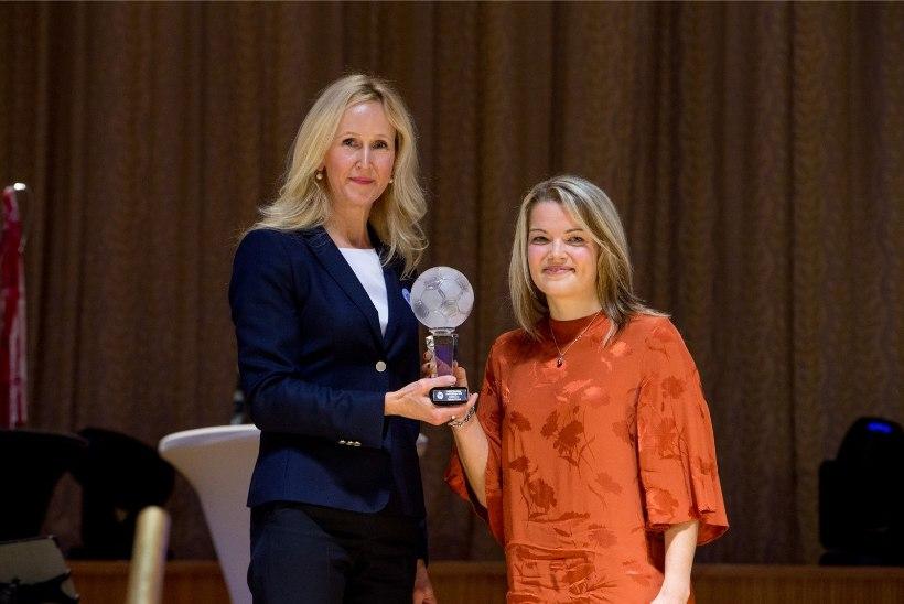 KOLMAS POOLAEG | Aasta jalgpallur Katrin Loo: naiste sport saab rohkem negatiivset tähelepanu kui meeste sport