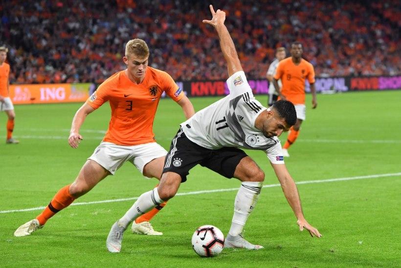 Matthijs de Ligt – Hollandi ja Ajaxi tuhast tõusmise sümbol