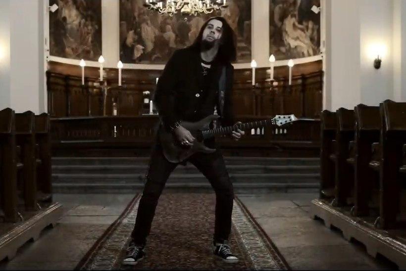 VIDEO | Brad Jurjens esitles võimsat muusikavideot, mis sai filmimiseks eriloa!