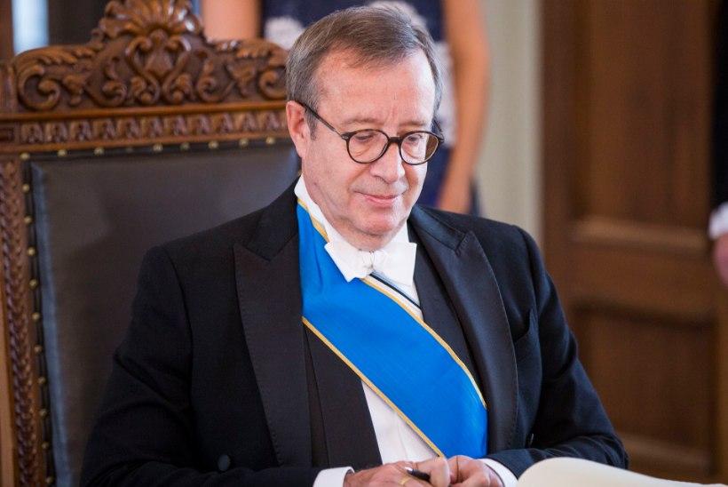 President Ilves ÜRO rändepaktist: see on täiesti okei, meile ohutu